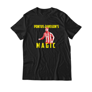 Tshirt – Pontus Jansson's magic