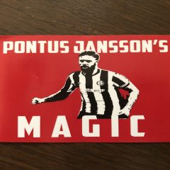 Pontus Jansson's Magic