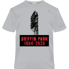 Tshirt – Kids – Griffin Park 1904-2020 Floodlight
