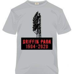 Tshirt -Griffin Park 1904 – 2020 Floodlight