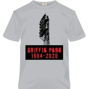 Tshirt -Griffin Park 1904 – 2020 Floodlight