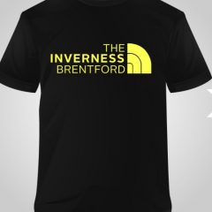 Tshirt -The Inverness Brentford