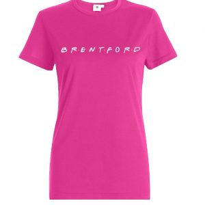 Tshirt – Ladies Brentford crew neck