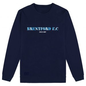 Sweatshirt – Retro Brentford F.C. Since 1889
