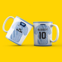 Mug – Away Retro – Custom name and number