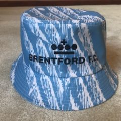 Bucket Hat – Brentford F.C Retro