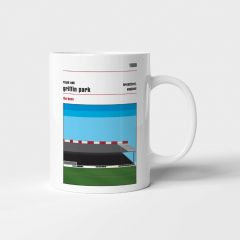 The Royal Oak Griffin Park mug