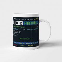 Mug – Ceefax SWFC 5-0