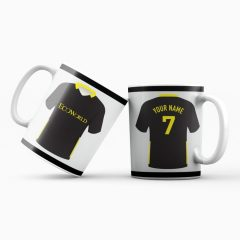 Mug – 2019-2020 away kit – Custom name and number