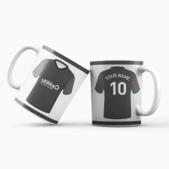 Mug – 2020-2021 away kit – Custom name and number