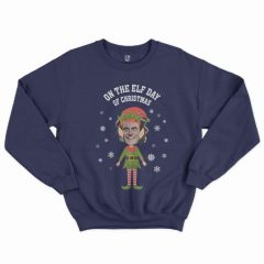 Sweatshirt – Elf day of christmas – Adults