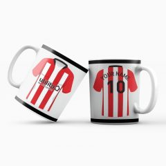 Mug – 2020-2021 home kit – Custom name and number