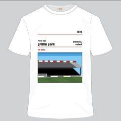 TShirt – Royal Oak Griffin Park stand