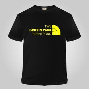 Tshirt – TW8 Griffin Park Brentford