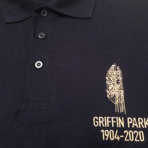 Polo – Embroidered – Flood light – Griffin Park 1904-2020
