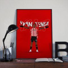 Poster – Ivan Toney
