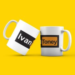 Mug – Ivan Toney 2