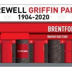 Poster – Griffin Park Braemaer Road