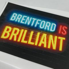 Poster – Brentford is Brilliant