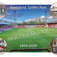 Poster – Pub on every corner of Griffin Park