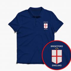 Polo – Embroidered – St George