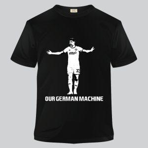 Tshirt – Vitaly Our German Machine