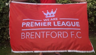 Flag – We are Premier League